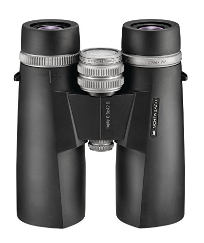 Eschenbach Trophy D 8x42 ED Glass Binoculars Bird Watching Adults