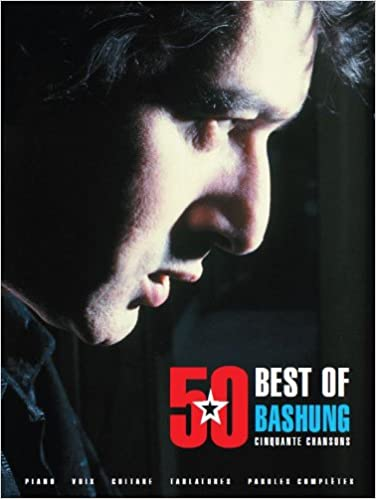 piano accords Alain Bashung Best of 50 Chansons Chant