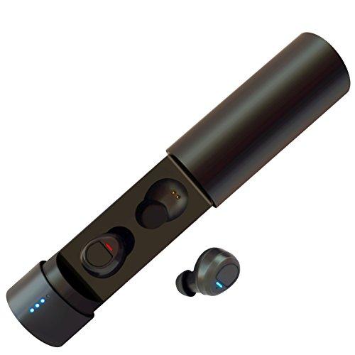 Noise cancelling earbuds, Wireless earbuds waterproof IPX5,
