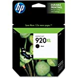 HP 920XL Black High Yield Original Ink Cartridge (CD975AN#140)