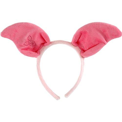 Piglet Halloween Costumes (Elope Winnie the Pooh Piglet Ears)