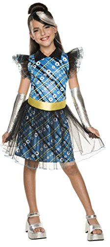Rubie's Costume Monster High Frankie Stein Child Costume, Medium - Frankie From Monster High