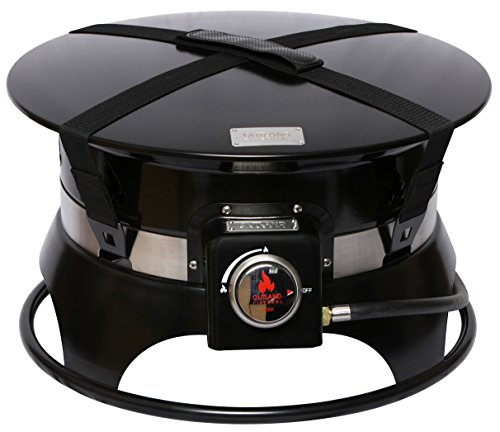 Outland Firebowl 870 Premium Outdoor Portable Propane Gas ...