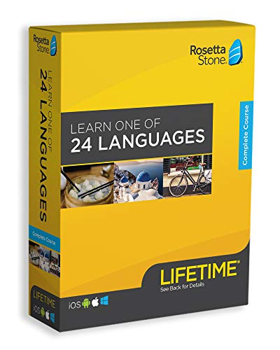 spanish rosetta stone latin america buyer's guide