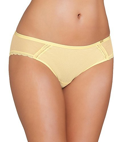 Chantelle Parisian Bikini, 2XL, Light Yellow