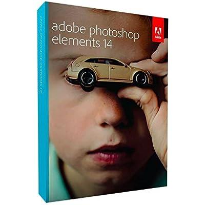 Adobe Photoshop Elements v14 - Software de gráficos (Caja, Windows 10 Education,Windows 10 Education x64,Windows 10 Enterprise,Windows 10 Enterprise..., Win, 5000 MB, 2048 MB, 1600 MHz)