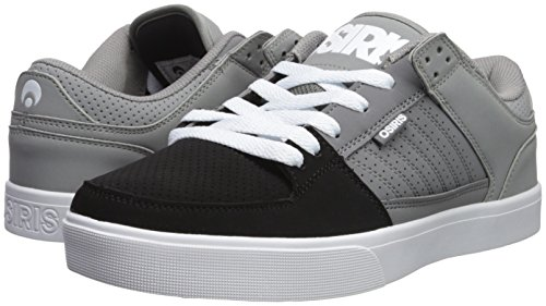 Chaussure Charcoal Osiris Noir Protocol Gris Zwwt0qF