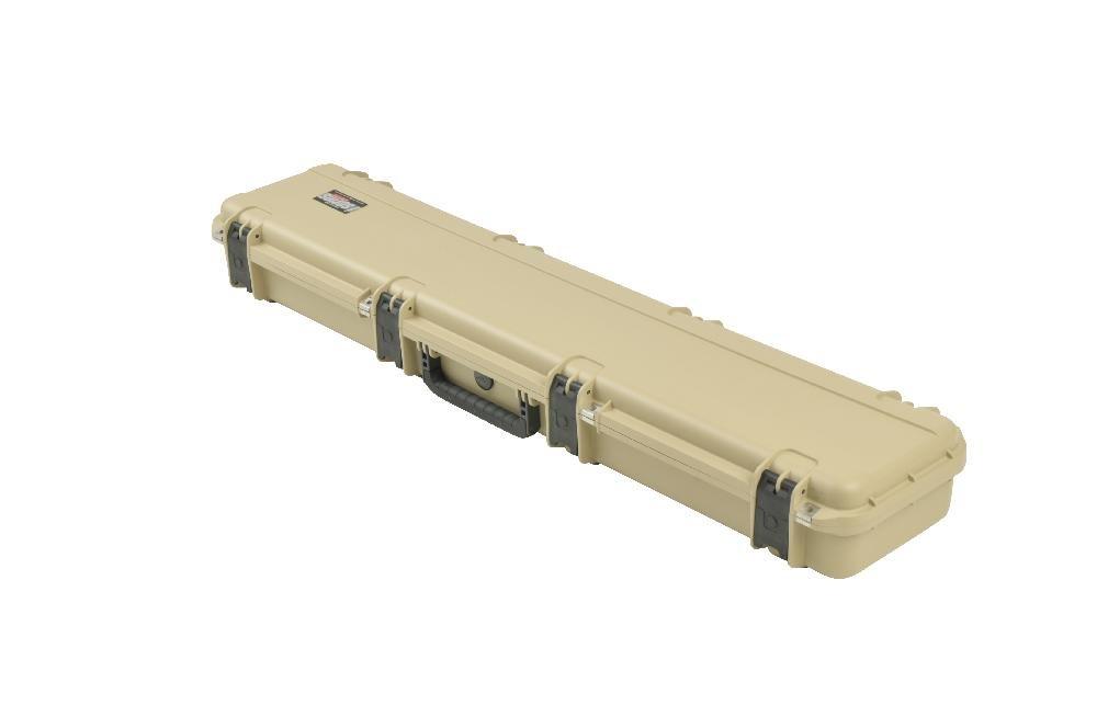 SKB iSeries Single Rifle Case, Black Skb Corporation 3i-4909-SR