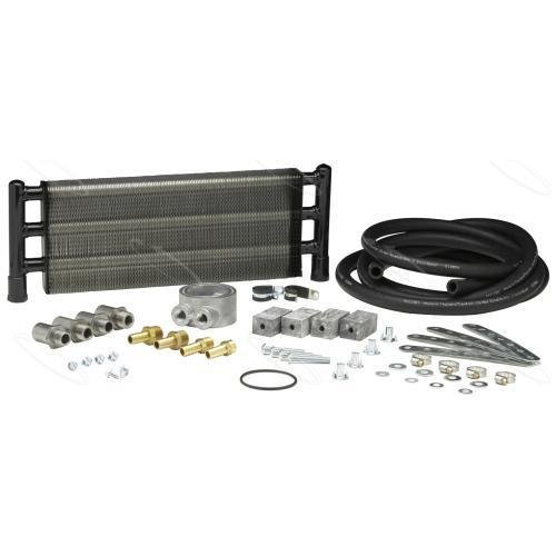 Hayden Automotive 1040 Swirl-Cool Engine Oil Cooler Kit (1996 Nissan 200sx Engine)