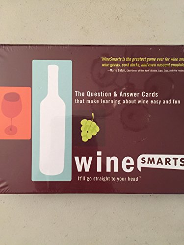 Wine Smarts ~ The greatest game ever for wine snobs