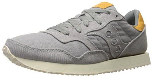 Saucony Originals Men's Dxn Trainer Fashion Sneakers, Grey, 12 M US