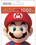 ニンテンドープリペイドカード 1000 マリオ
