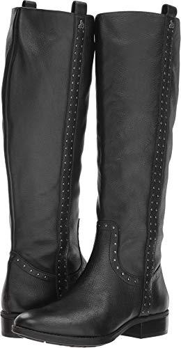 - Sam Edelman Women's Prina Knee High Boot, Black Leather, 8 M US