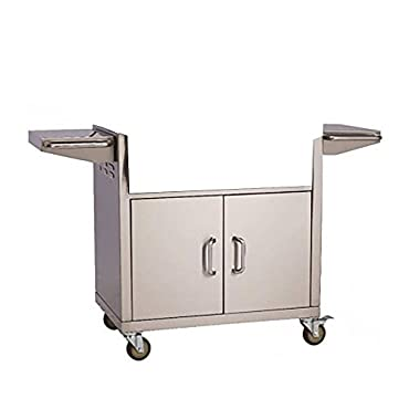 Bull Outdoor Products 30 Inch Angus Outlaw & Lonestar BBQ Grill Cart Bottom Only