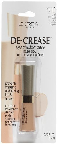 Decrease Eye Shadow Base - L'oreal Paris De-crease Eye Shadow Base, 0.20 Oz, 2 Ea