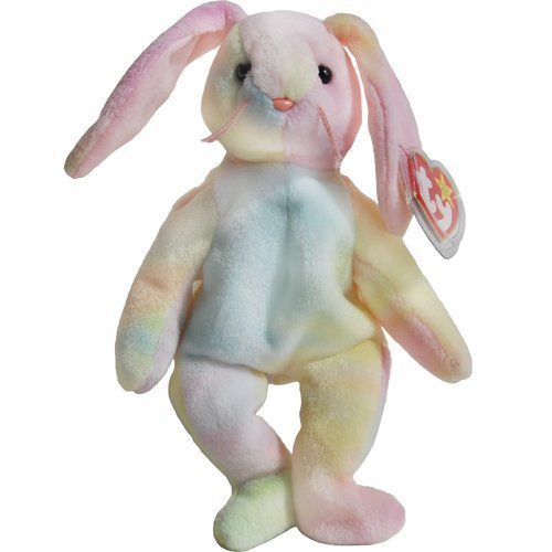 f32122524a1 Amazon.com  Ty Beanie Babies Pastel Hippie  Toys   Games