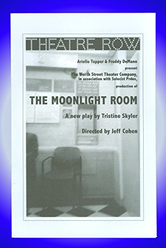 The Moonlight Room, Off-Broadway Playbill + Laura Breckenridge, Kathryn Layng, Lawrence James, Mark Rosenthal