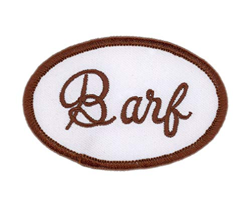 Barf Mog Spaceballs Comedy Badge Halloween Cosplay Costume Backpack -
