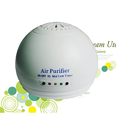 Review Air Purifier, Portable Negative