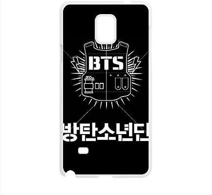 Kpop Bts Bangtan Boys Bts Logo Phone Case For Samsung Galaxy Note 4 Phone Case Amazon Ca Electronics