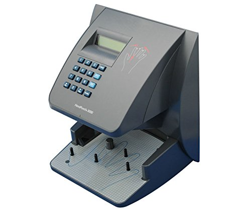 Ground Free Ups - Schlage Biometric Hand Punch HP 3000 TCP/IP (Ethernet) Employee Payroll Time Clock (SAME DAY FREE UPS GROUND SHIPPING FROM TIME MASTERS ORDER TODAY BEFORE 4:00pm PST)
