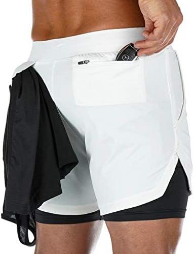 メンズ ハーフパンツ ショートパンツ オーバーオール フィットネス ウェア ポケット付き トレーニング用 スポーツウェア ストレッチ 吸汗 タオル