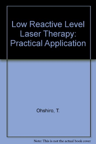 Low Reactive Level Laser Therapy: Practical Application