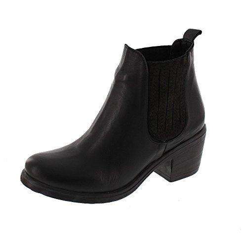 Maca Kitzbühel - Chelsea-boot 1934 - Noir