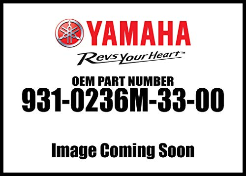 Yamaha 93102-36M33-00 OIL SEAL,SD-TYPE; 9310236M3300