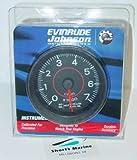 Evinrude Johnson 3'' Tach & System Check Gauge 0177107