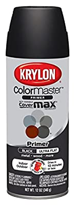 Krylon ColorMaster Oxide Indoor/Outdoor Primer - 12 oz. Aerosol
