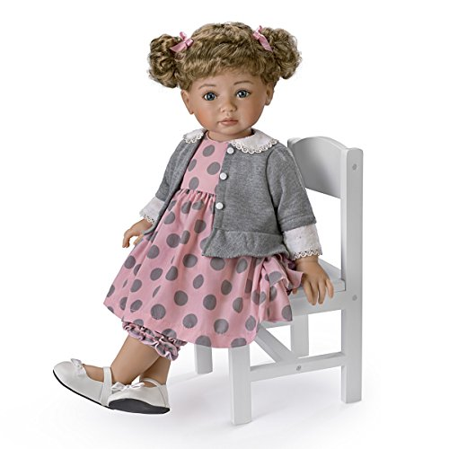 The Ashton-Drake Galleries Mayra Garza Poseable Child Doll with Vinyl Skin and Hold That Pose Armature by The Ashton-Drake Galleries (Image #3)