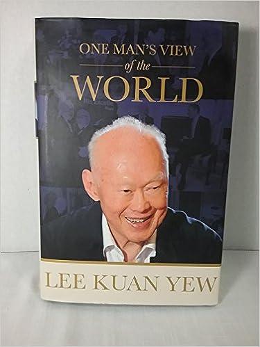 Pdf lee book kuan yew