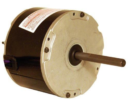 A.O. Smith OGD1016 1/6 HP, 1075 RPM, 1 Speed, 48Y Frame, CCWLE Rotation, 0.5-Inch by 3.8-Inch Flat Shaft OEM Direct Replacement ()
