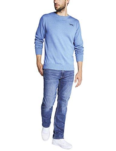 Vaqueros Jeans Stone Oklahoma OD Azul Light 32 Hombre para 006 R140 Z6pqaxg