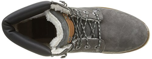Gerli Lined Warm 302200 Bootees Grey Grau 39si302 and Shaft Dockers Women's by Boots Short 5xHpYXq