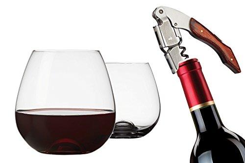 Tandem 3 Piece Wine Glass Set