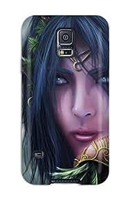 For Galaxy S5 Case - Protective Case For Renita J Taylor Case