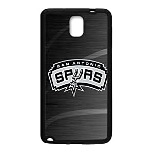 san antonio spurs Phone Case for Samsung Galaxy Note3 Case by mcsharks