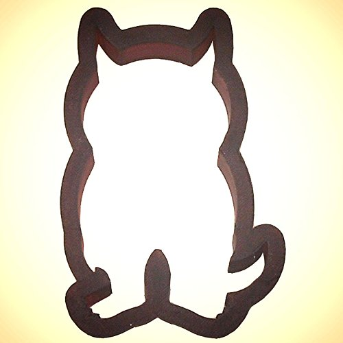 Monster Cookie Cutter 4.25 in