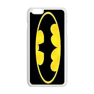 LJF phone case batman logo Phone Case for Iphone 6 Plus