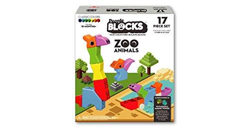 People Block Zoo Animals