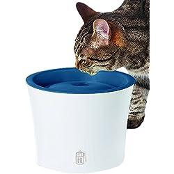 Catit Design Senses Fountain with Water Softening Cartridge, 3L