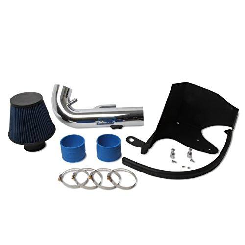 BBK 1768 Cold Air Intake System - Power Plus Series Performance Kit for Mustang GT 5.0L - Chrome Finish by BBK Performance (Image #1)