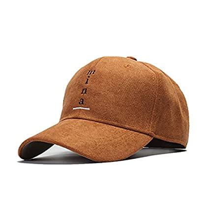 Amazon.com: Hat house Men Summer Baseball Cap Leisure Wild Korean Version Of The Tide Cap Sun Fashion Sunshade Sun Protection (Color : Caramel colour): Home ...