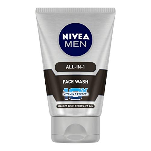 Nivea Men All In 1 Face Wash 100Ml