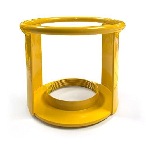 Acetylene Cylinder Regulator Protector Safety Cap by Griftan