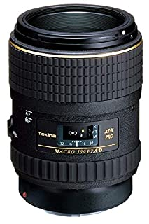 Tokina at-X 100mm f/2.8 PRO D Macro Lens for Canon EOS Digital and Film Cameras (B000BZIO0M) | Amazon Products