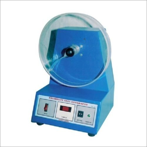 Heavy Duty FRIABILITY TEST APPARATUS Best Quality Original Item of Brand BEXCO DHL Expedited Shipping