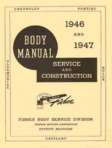 hydro lectric system installation diagram for 1946 47 fisher a body1946 1947 1948 cadillac fisher body factory repair shop manual hydro lectric system installation diagram for 1946 47 fisher a body convertibles